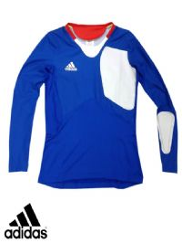 Women's Adidas 'Archery Righty' Long Sleeve Top (U36322) x6 (Option 3): £4.95
